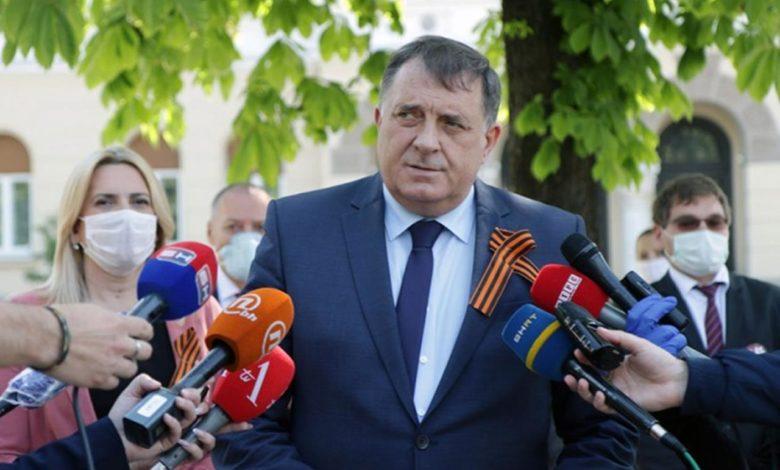 Photo of Dodik: Dobro je da se riješi odnos BiH prema statusu Kosova