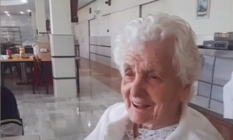 Photo of Jača od španske groznice i korone:  Baka (106) najstarija osoba koja je pobjedila kovid 19