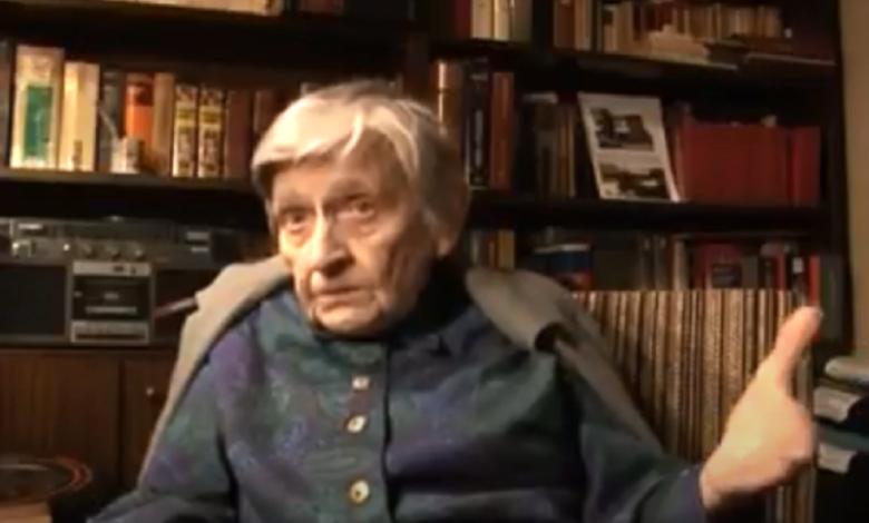 """Photo of Ćerka monstruma Pavelića: """"Svi Srbi su kriminalci, Jasenovac je bio radni logor"""""""