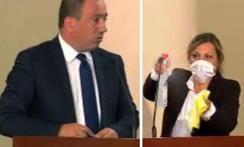 Photo of Crnadak odbio da nosi masku, SNSD napustio sjednicu