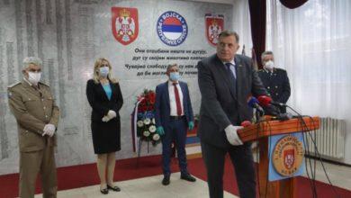 Photo of Dodik: Ukidanje VRS bila greška