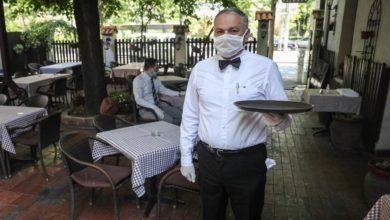 Photo of Konobari pri radu u baštama moraju da nose zaštitne maske