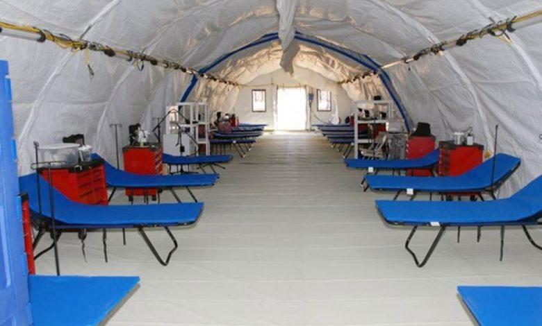 Photo of Sljedeće sedmice montaža kompletne pokretne bolnice