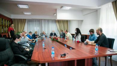 """Photo of Stevanović novinarima – """"Hvala na razumijevanju u zajedničkoj borbi"""""""