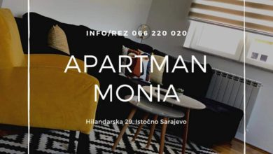 Photo of Apartman MONIA Istočno Sarajevo – stan na dan