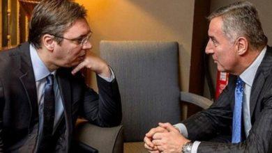 Photo of Vučić sutra odgovara Milu Đukanoviću na najavu ukidanja SPC