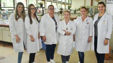 Photo of Šest Gordana u laboratoriji