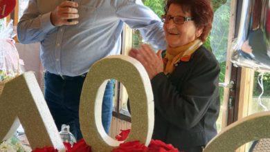 Photo of Iznendjenje za proslavu 100 -tog rodjendana
