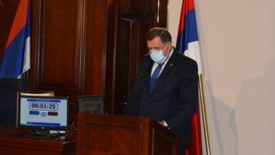 Photo of Dodik: Cilj Rezolucije da omalovaži stradanja Srba