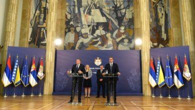 Photo of Dodik: Republika Srpska sebe vidi u nacionalnoj i drugoj integraciji sa Srbijom