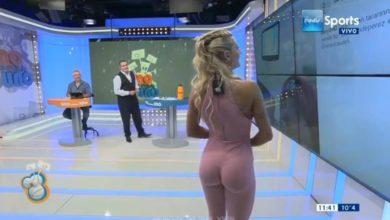 Photo of Muškarci se preznojili pred prizorom: Voditeljka postala prava senzacija zbog izgleda (video)