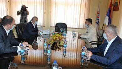 Photo of Košarac: Zvornik ima razvojnu perspektivu