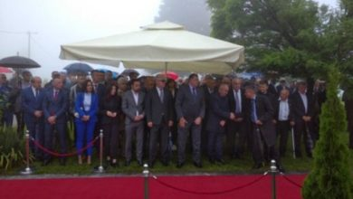 Photo of Služen parastos i položeni vijenci na spomen-obilježje