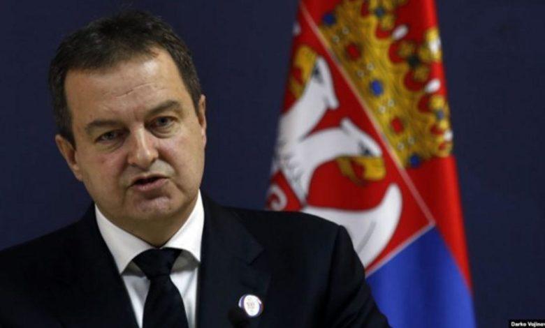 """Photo of """"Nećemo priznati Kosovo zbog 'šarenih laža' o članstvu u EU"""""""