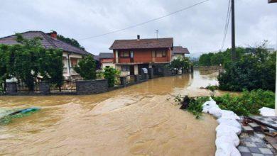Photo of Posle poplave, jutros prijavljena klizišta u naseljima Malešić i Karakaj