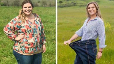 Photo of Žena izgubila 60 kilograma promijenivši samo pet životnih navika
