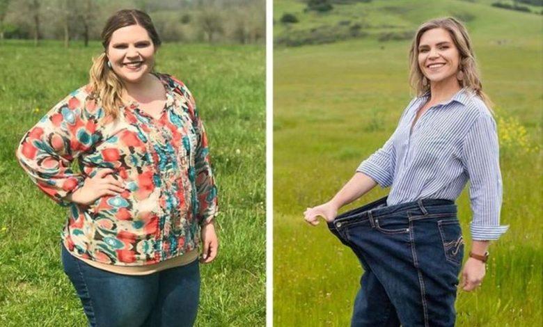 gubitak kilograma prije i poslije preko 50 godina