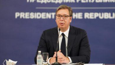 Photo of Vučić: Vlada danas donosi nove mere