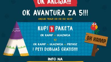 Photo of Nektar OK Fest 2020: U OK avanturu kreni sa prijateljima!