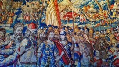 Photo of Otkriće monumentalne tapiserije Kosovskog boja