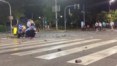 Photo of Beograd nakon demonstracija (foto)