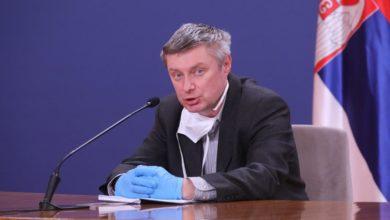 Photo of Dr Stevanović: Zabrinut sam, umro nam je dečko od 26 godina