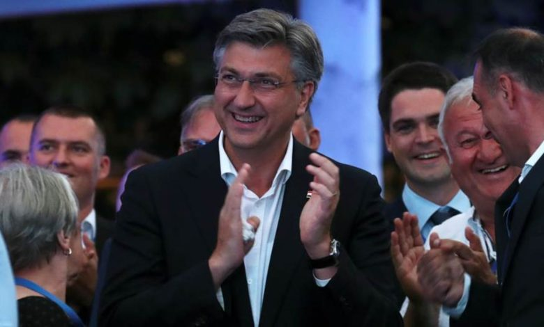 Photo of Sigurna pobjeda Plenkovića i HDZ-a