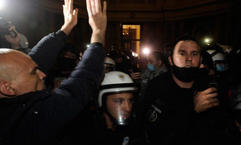 Photo of Uhapšen stranac zbog nemira u Beogradu, učestvovao u ukrajinskim neredima?