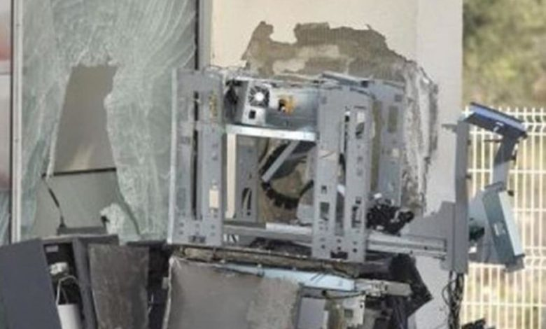 Photo of Raznijeli bankomat u Palama i odnijeli novac