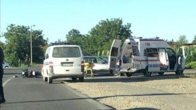 Photo of Stravičan sudar automobila i motora u Janji!