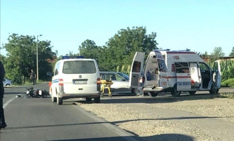 Photo of U sudaru dva kamiona u Jardanu povrijeđen jedan od vozača
