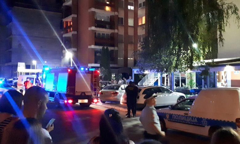 Photo of Dojava o bombi u novootvorenom kafiću u B-blokovima (video)