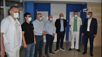 Photo of Zvornička bolnica dobila sistem za beskontaktno mjerenje tempareture