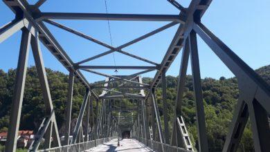 Photo of Pješački most otvoren za prelazak