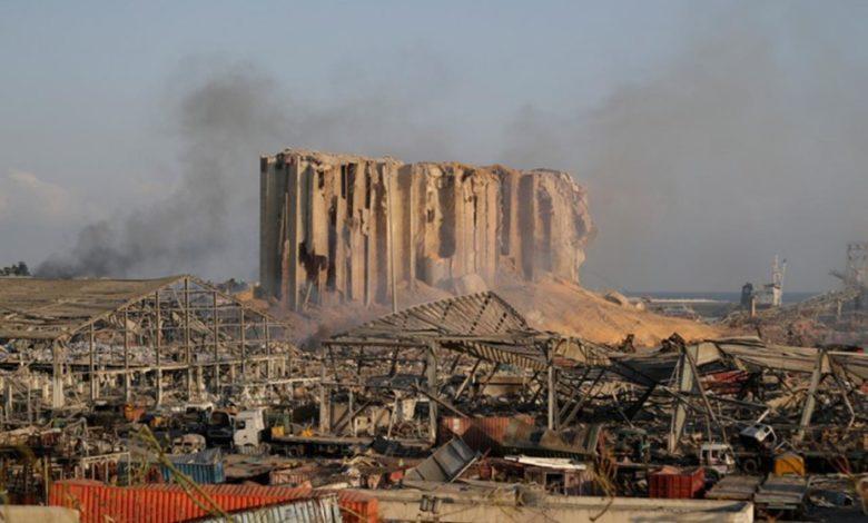 Photo of Snimak dronom prikazuje sav užas eksplozije koja je razorila Bejrut (video)