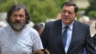Photo of Dodik: Film o Jasenovcu treba da snima autentični srpski reditelj Emir Kusturica