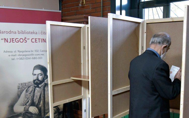 Photo of CG: Do 16 časova glasalo 65,1 odsto birača u Crnoj Gori