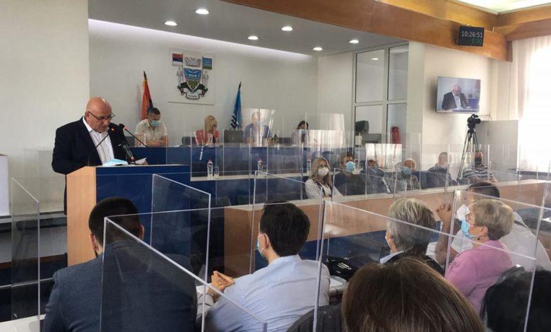 Photo of Vidoje Petrović ponovo izabran za gradonačelnika Loznice