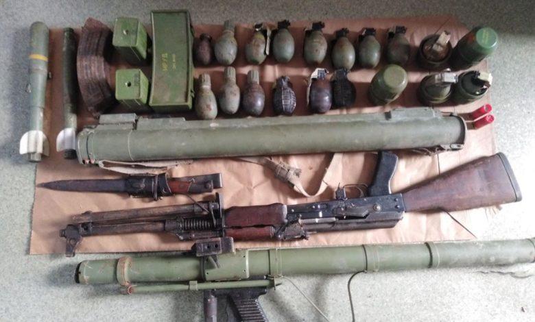 Photo of Pronađena veća količina nelegalnog oružja, municije i minsko-eksplozivnih sredstava