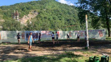 """Photo of OK """"Drina"""" i ove godine osposobila terene za odbojku na pijesku"""