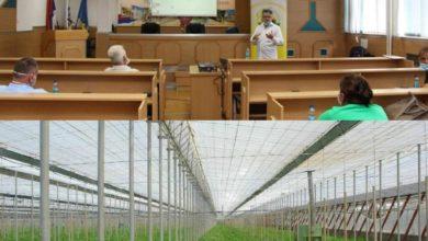 Photo of Održano predavanje iz oblasti proizvodnje povrća u plastenicima