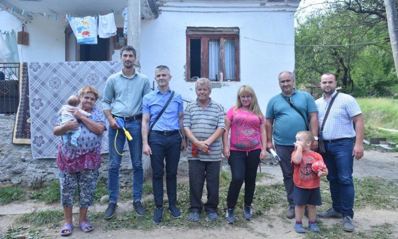 """Photo of Teška životna priča iz Tabanaca kod Zvornika: pomoć stiže i iz """"Alumine"""""""