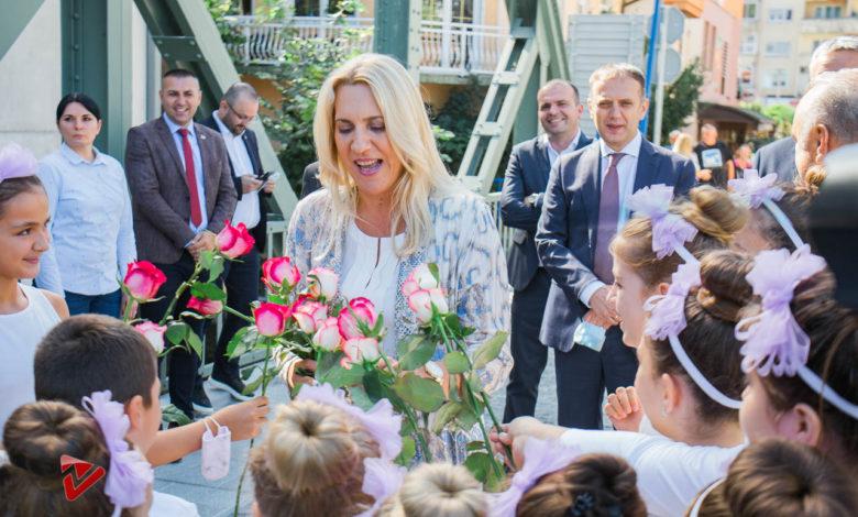 Photo of Predsjednica Cvijanović u posjeti Zvorniku (foto)