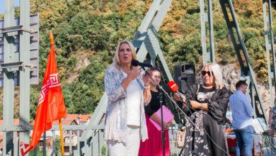 Photo of Cvijanovićeva obišla Most kralja Aleksandra Prvog Karađorđevića (foto)