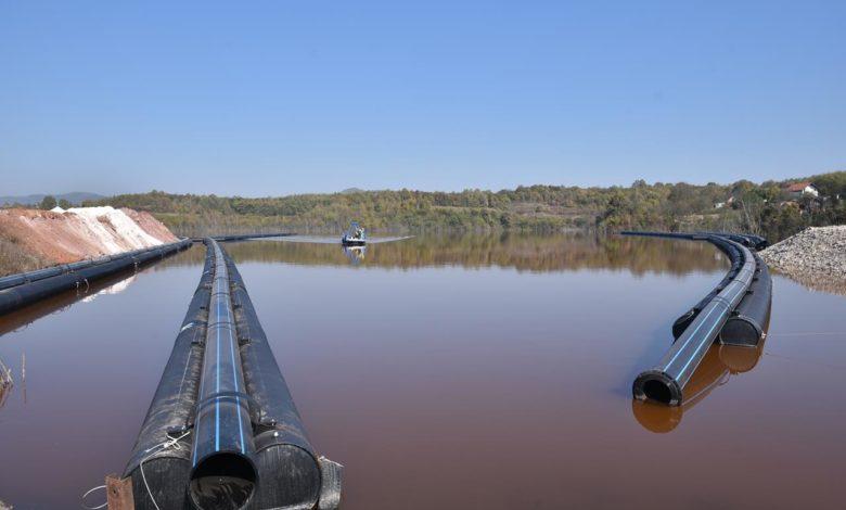 Photo of Alumina investirala više od 400.000 evra u postavljanje pontonskih cjevovoda na brani crvenog mulja