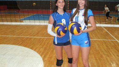 Photo of ODBOJKA U SRCU: Sestre Ana i Tara Bošković kao male zavoljele igru na mreži