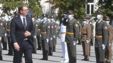 Photo of Vučić: Vojnu neutralnost štititi stvarno, a ne na papiru