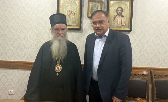 Photo of Ivanić obmanuo Amfilohija