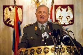 """Photo of General Ojdanić sahranjen uz zvuke pjesme """"Marš na Drinu"""""""
