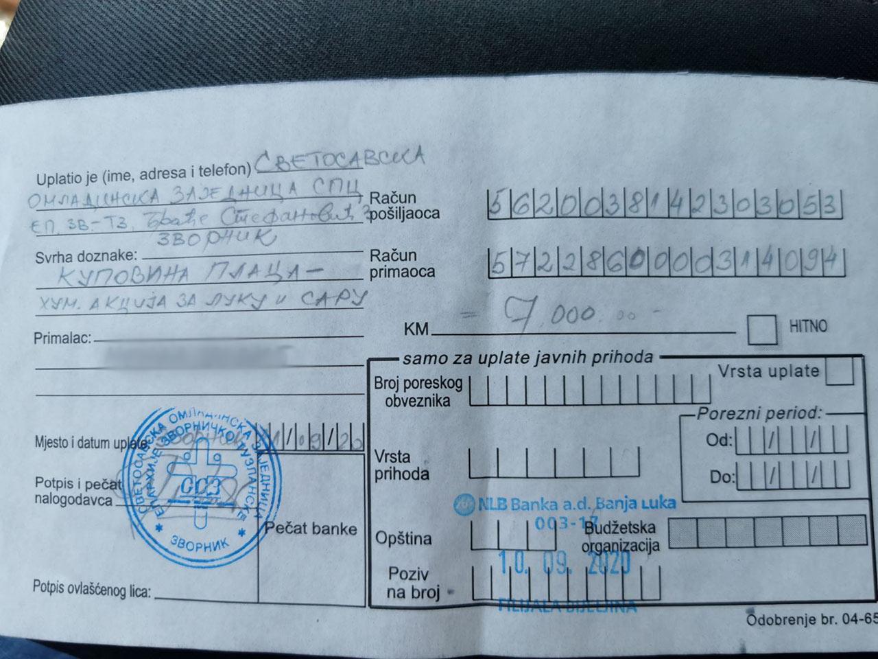 """DJELA KOJA VRAĆAJU VJERU U LJUDE  - Kupljen plac u akciji """"Kuća za Luku i Saru"""""""